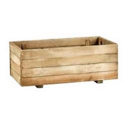 Vendita recinzioni e bordure in legno prezzi ed offerte for Fioriera con grigliato brico