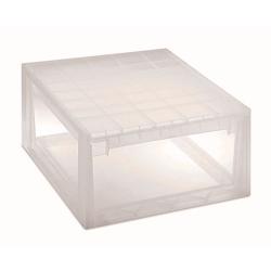 Vendita contenitori portaoggetti e multiuso prezzi ed - Ikea scatole plastica trasparente ...