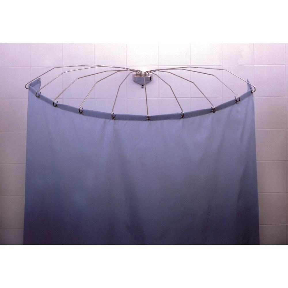Tenda ombrello doccia idee per la casa - Supporto per vasca da bagno ...