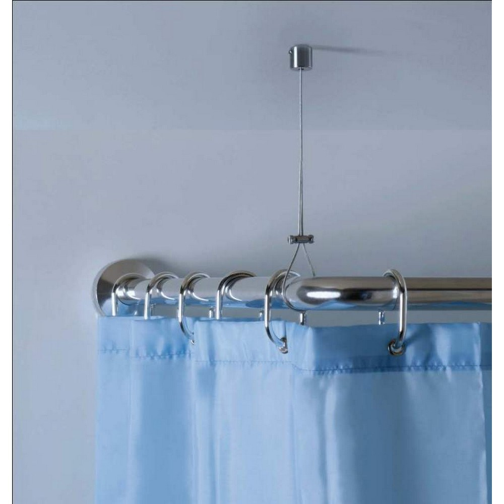 Supporto tende a soffitto design casa creativa e mobili - Supporto per vasca da bagno ...