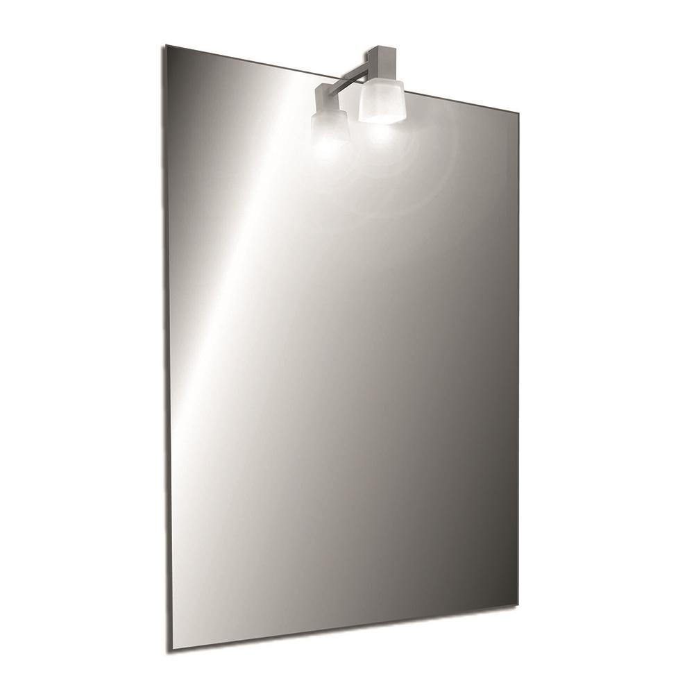 Etrusca specchio con lampada image bricoio - Accessori bagno etrusca ...