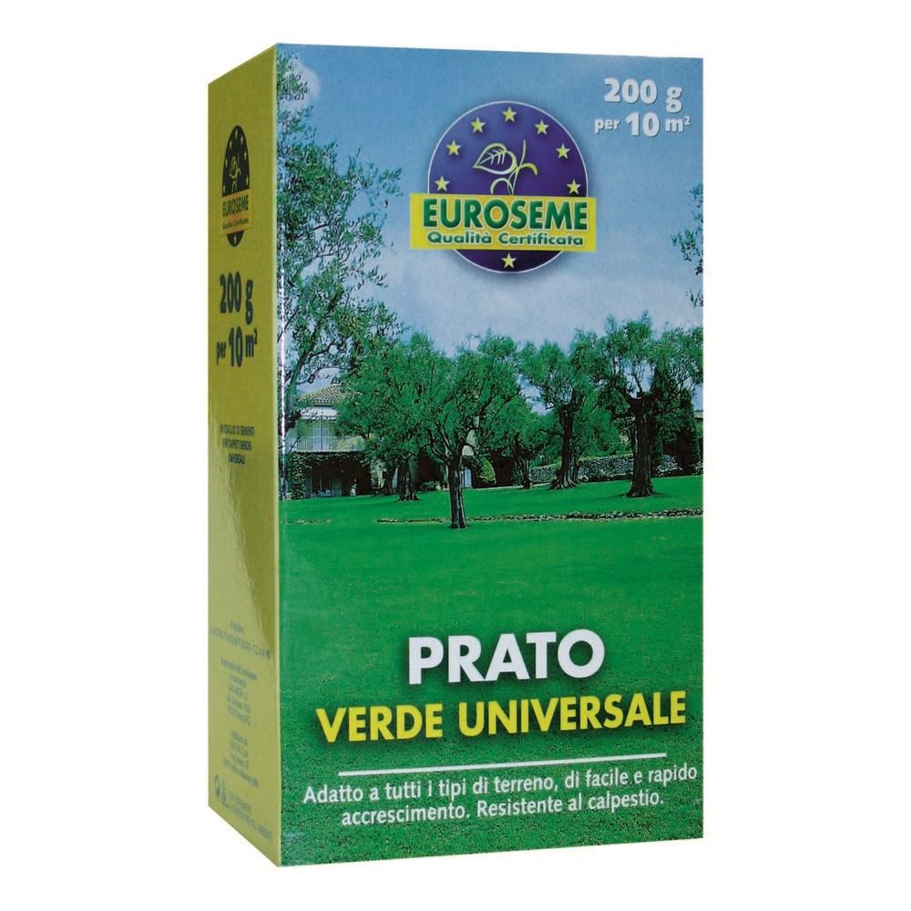 Euroseme prato verde universale bricoio - Concime per prato verde ...