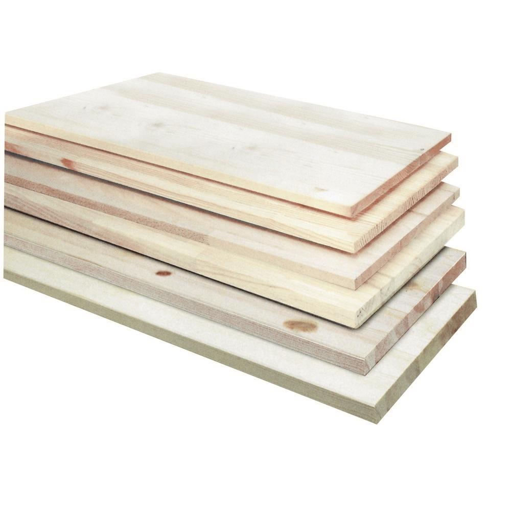 Pircher tavola abete mercantile bricoio - Tavola legno lamellare faggio ...