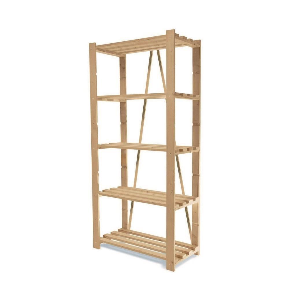 Vendita pedane legno installazione climatizzatore for Ikea scaffali in metallo