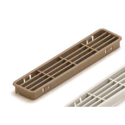Griglia aerazione zoccoli cucina 30x170 mm 2 pz brico io - Aerazione gas cucina ...