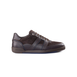 CALFSKIN LEATHER SNEAKERS