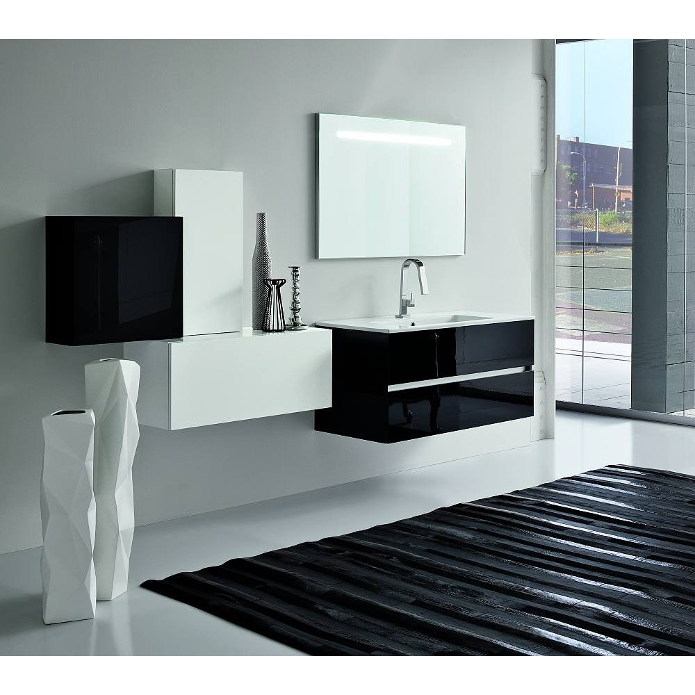 Specchi Da Parete Grancasa.Bagno Con Faretti Design Per La Casa E Idee Per Interni