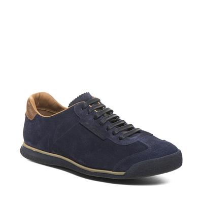 Fratelli Rossetti-Sneaker en cuir suédé